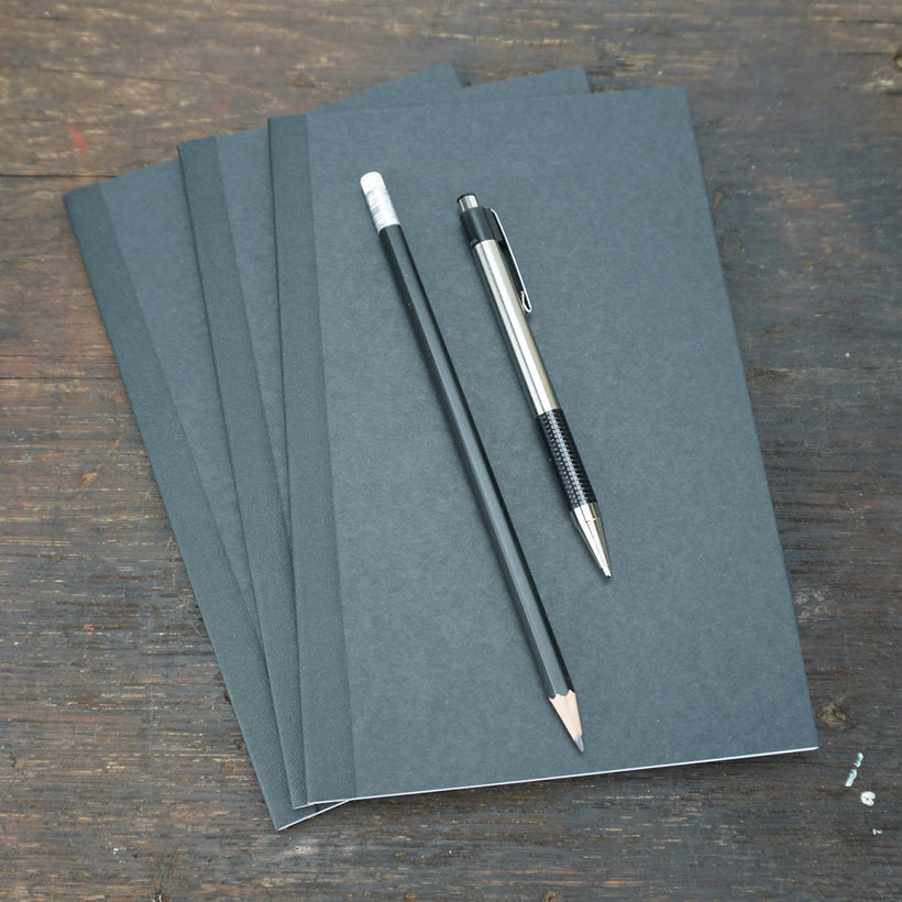 Perfect-Bound Notebooks