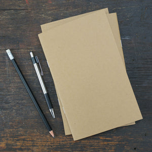 Staple-Bound Notebooks