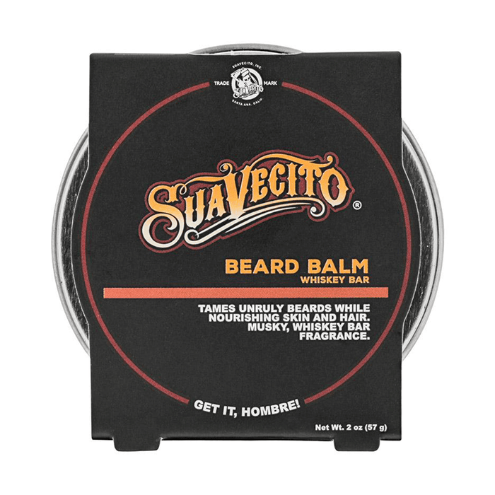 Suavecito | Baume à Barbe (Whiskey Bar) | Pomgo.ch