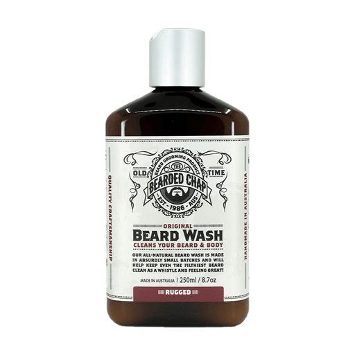 Bearded Chap | Beard Wash (rugged) | Pomgo.ch