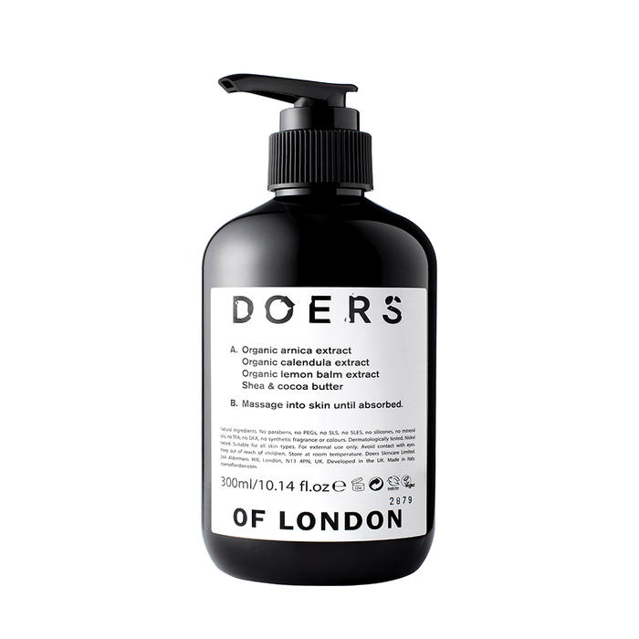 Doers of London | Lotion Hydratante pour le Corps | Pomgo.ch