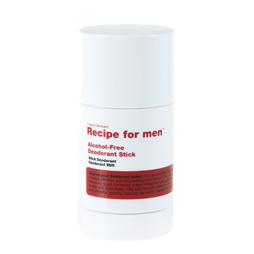 Recipe for Men | Déodorant Sans Alcool | Pomgo.ch