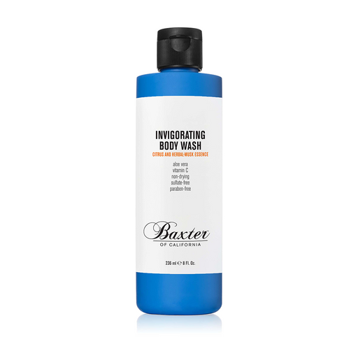 Gel Douche Revigorant (Citrus & Herbal Musk) - pomgo