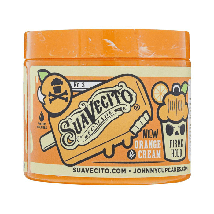 Suavecito | Johnny Cupcakes Firme Hold (Orange & Cream) | Pomgo.ch