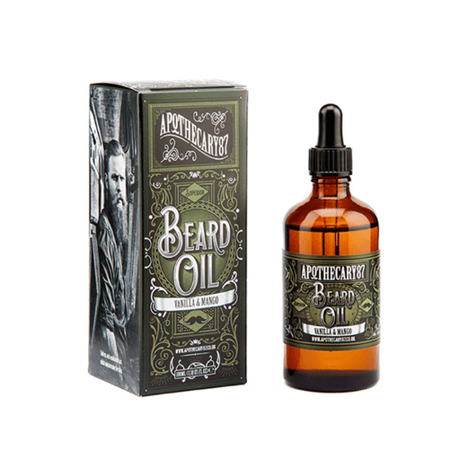 Apothecary87 | Huile à Barbe (Vanille & Mangue) | Pomgo.ch