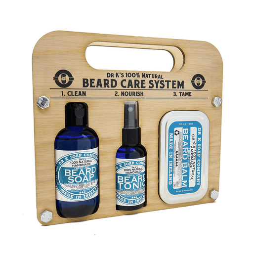 Dr K Soap | Beard Care System (Citron Vert) | Pomgo.ch