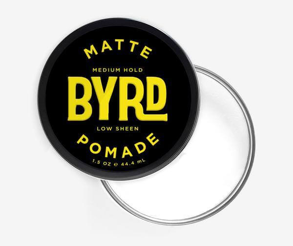 BYRD | Pommade Mate (Petit format) | Pomgo.ch