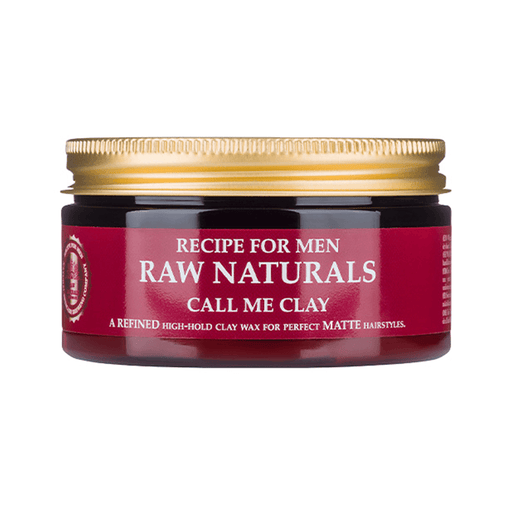 Raw Naturals | Call Me Clay | Pomgo.ch