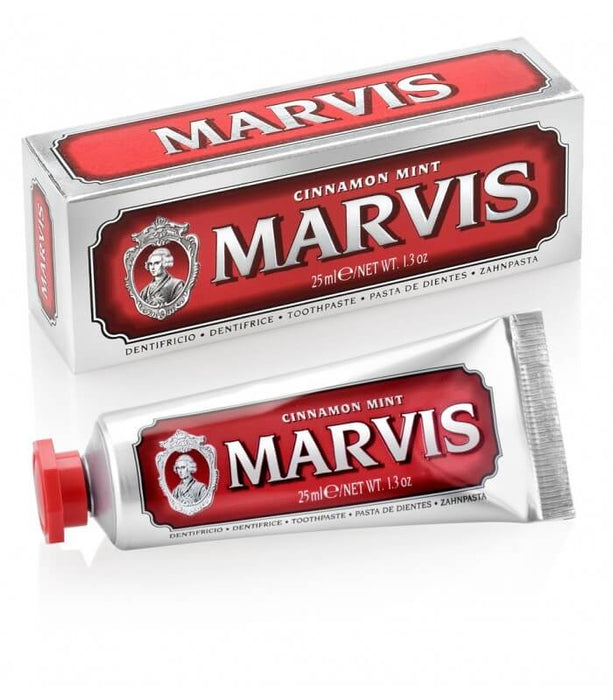 Marvis | Cinnamon Mint 25 ml | Pomgo.ch