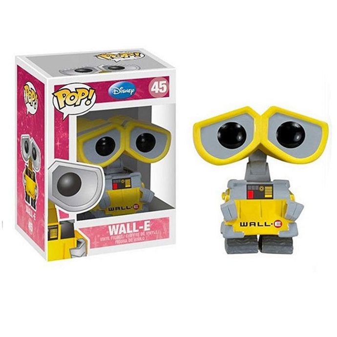 Funko POP EVE wall-e Disney PVC action figure robot 10cm with box figurine model anime figure anime movie toy doll