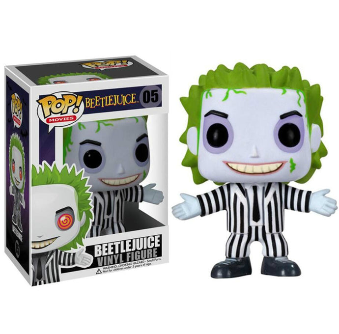 Funko Pop Beetlejuice Movie Collection Model Toys Vinyl Boy 2019 Action Figures Kids Toys For Children