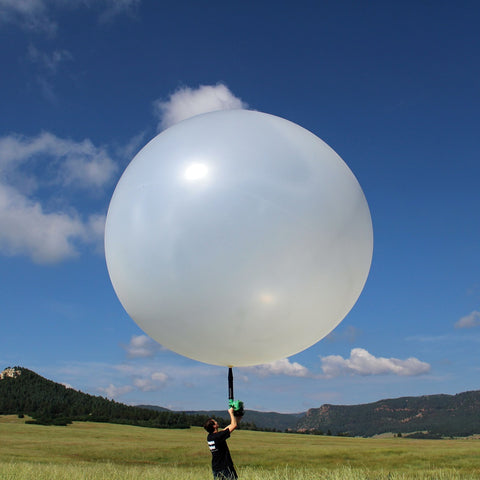 Intro To Weather Balloons High Altitude Science