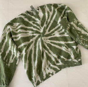 Green Olive Sweatshirt
