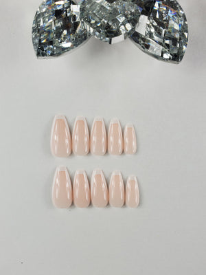 Load image into Gallery viewer, French Coffin Nails - Chrestelle