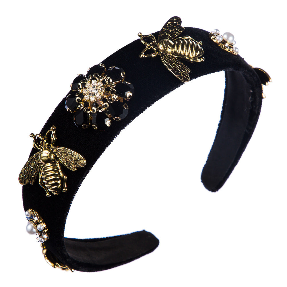 Menzel Girls Luxury Headband - Chrestelle