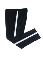 Side Stripe Tailored Pants - Black