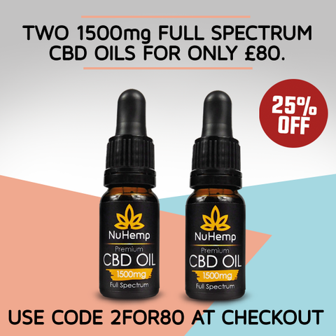 1500mg full spectrum cbd oil deal in the uk