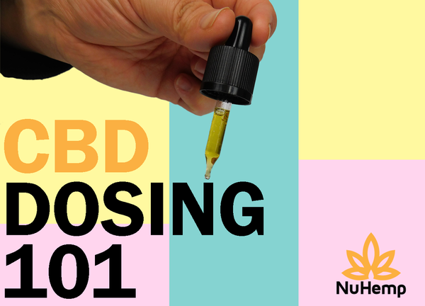 cbd dosing, how much cbd to take