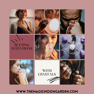 Setting Intentions with Crystals 101