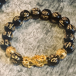 What is Pixiu Feng Shui Obsidian Bracelet? And does it actually work?