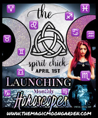 Monthly Horoscope with the spirit Chick!