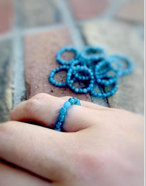 The Brighter Days Apatite Ring