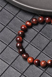 The Red Tiger's Eye Passion Bracelet - The Magic Moon Garden