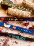 Aromatherapy Hem Incense Sticks (8 sticks) - The Magic Moon Garden