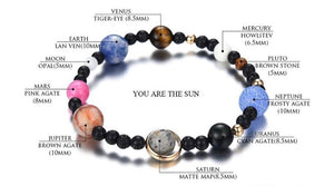 This Center Of The Universe Bracelet - The Magic Moon Garden