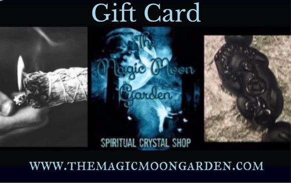 The Magic Moon Garden Gift Card (E-Card) - The Magic Moon Garden