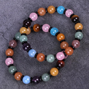"The ""Spiritual ILLUMINATION"" Soul Healing Bracelet  (8MM) - The Magic Moon Garden"