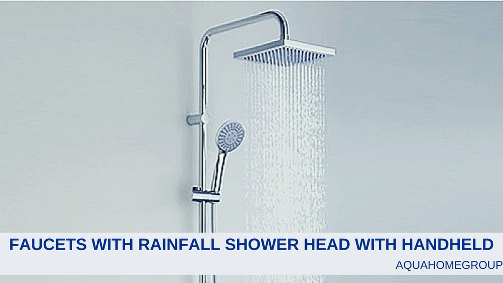 Image-faucets-with-rainfall-shower-head-with-handheld