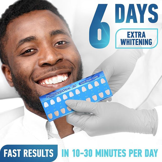 Whitening Teeth Gel