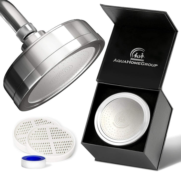 Luxury Filtered Shower Head Vitamin C