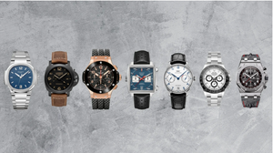 The most desired watch collection