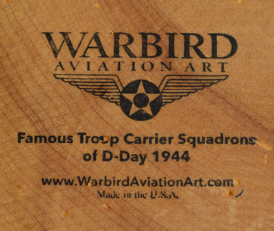 Famous Troop Carrier Squadrons of D-Day