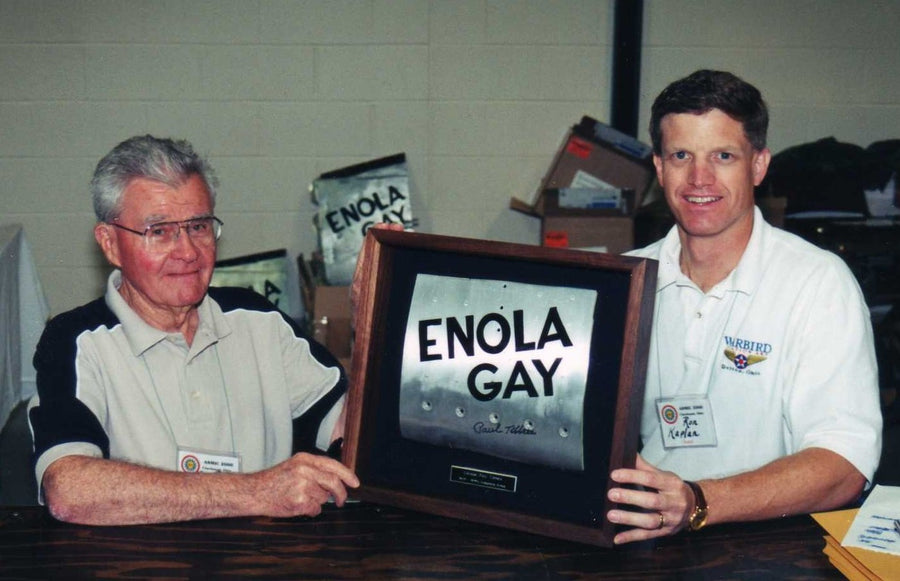 Paul Tibbets / ENOLA GAY