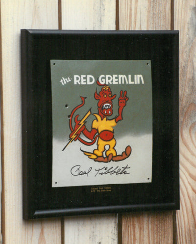 Paul Tibbets / RED GREMLIN