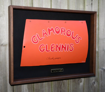 Chuck Yeager / Bell X-1 GLAMOROUS GLENNIS