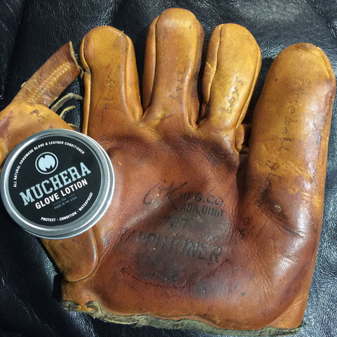 MUCHERA Baseball Softball Glove Conditioner