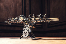 Heavenly Hercules, 3d metal model, Time 4 Machine, model building kit
