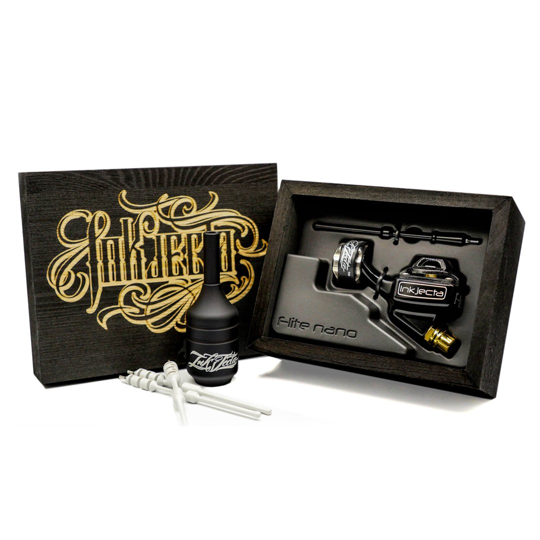 Inkjecta -Limited Edition Black Elite