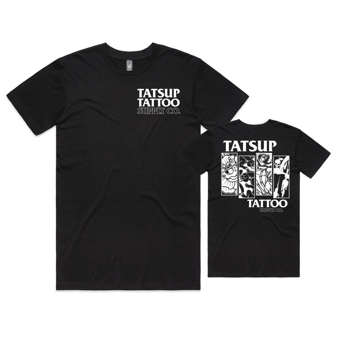 Tatsup - Black Flag Tee