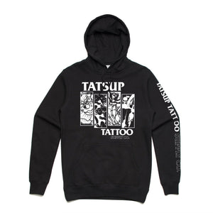 Tatsup - Black flag Hood