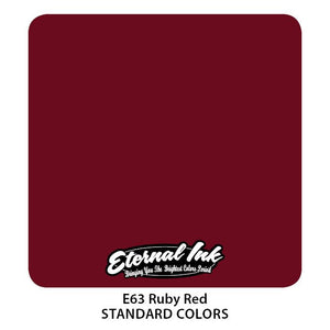 Eternal Ink - Ruby Red