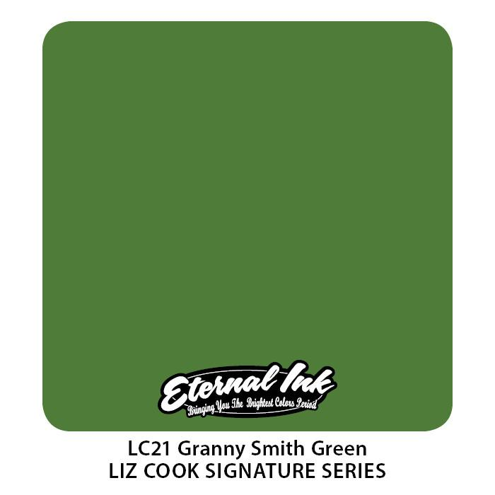 Eternal Ink - Granny Smith Green