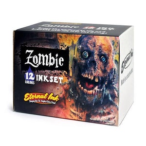 Eternal Ink - Zombie  Set