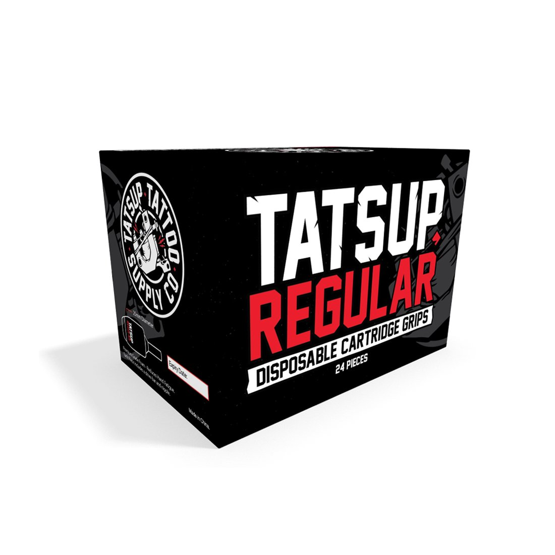 Tatsup Regular (25mm) Disposable Cartridge Grips