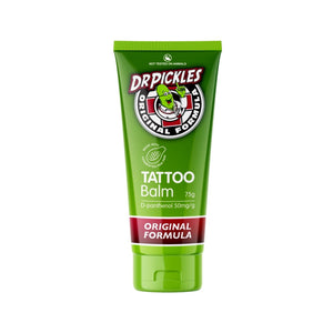 Dr Pickles Tattoo Aftercare Balm Tube 75g