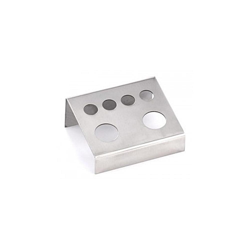 Stainless Ink Cap Tray (Small)